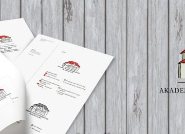 Corporate Design und Illustration für Akademie Berlin-Schmöckwitz